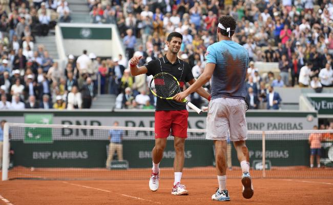 Djokovic – Cecchinato 2018 : le «Djoker» soufflé par un vent de folie venu d'Italie