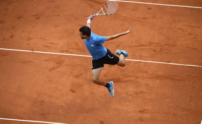 Djokovic – Thiem 2019 : seuls face aux éléments